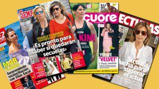 Portadas de las revistas del 24/05/2017