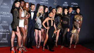 Haz click en la imagen para ver la galería / Alfombra roja de la fiesta L'Oreal en Cannes / Gtres