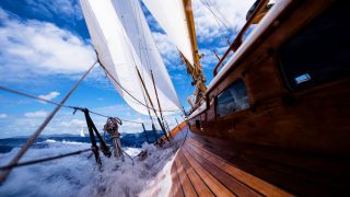 Panerai Classic Yachts / Cory Silken