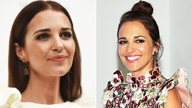 El antes y el después de Paula Echevarría