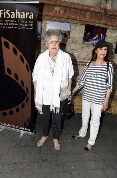 Pilar Bardem durante la inauguración de la 1º Edición del Fisahara /Gtres