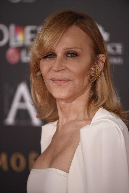 Antonia San Juan en los últimos premios Goya