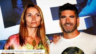 Toño Sanchís junto a su mujer Lorena Romero en imagen de archivo /Gtres
