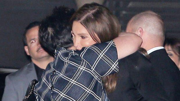 Caitlyn y Kris Jenner