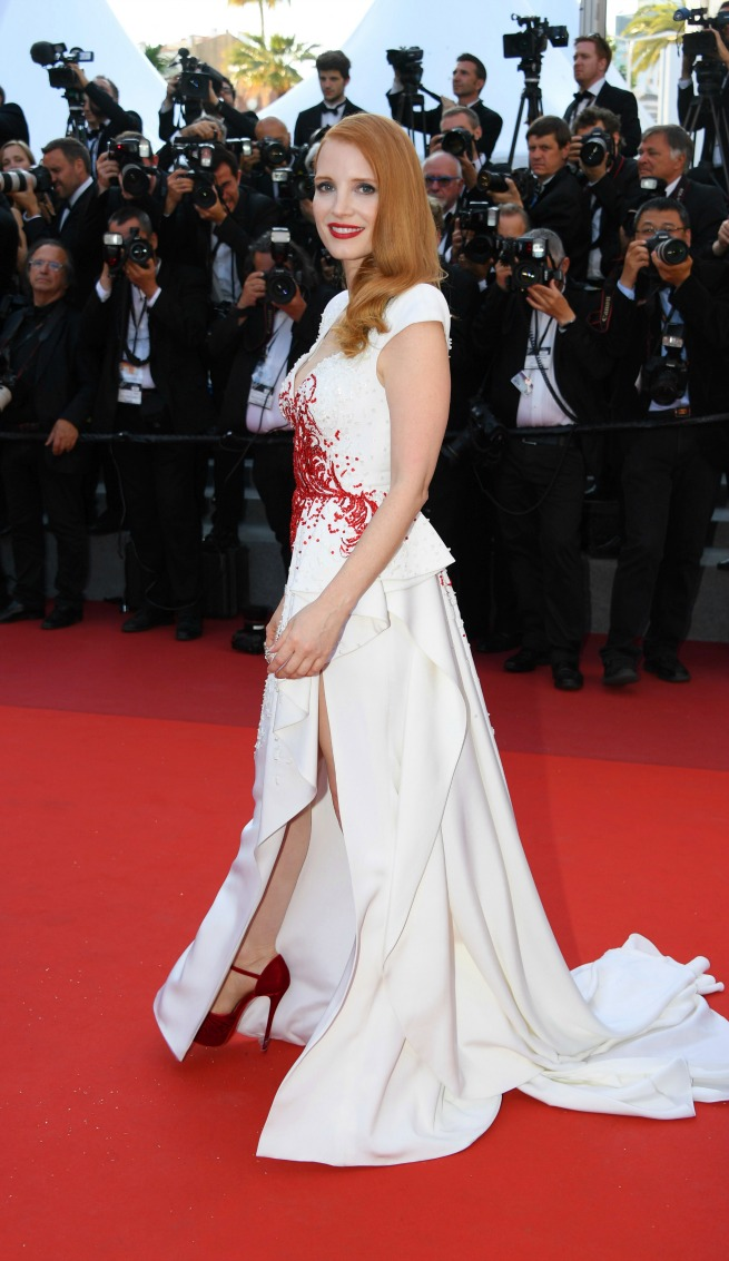 Festival de Cine Cannes 2017 Jessica Chastain