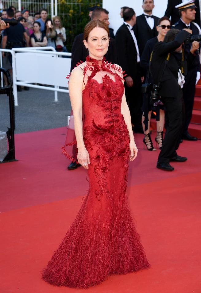 Julianne Moore Festival de Cine Cannes 2017