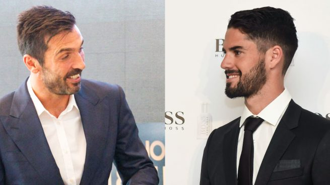 Final Champions League Madrid Juventus Isco Buffon