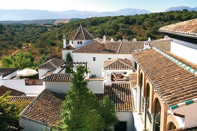 lujo slow Granada