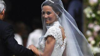Pippa Middleton en el día de su boda / Gtres