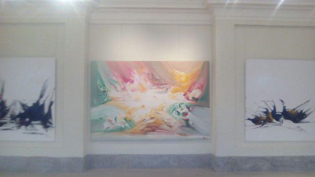 Parte de la última exposición de Palomo Linares /LOOK