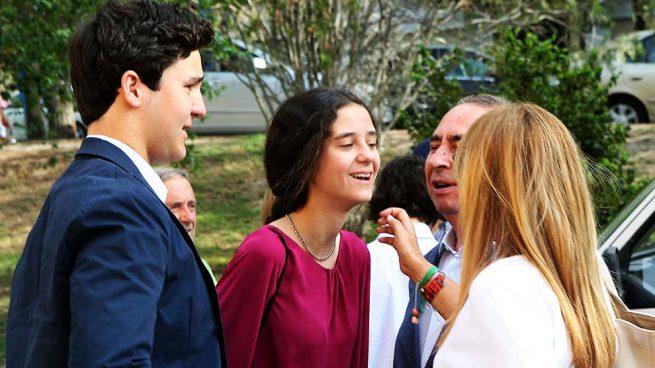Juan Froilán y Victoria Federica Marichalar
