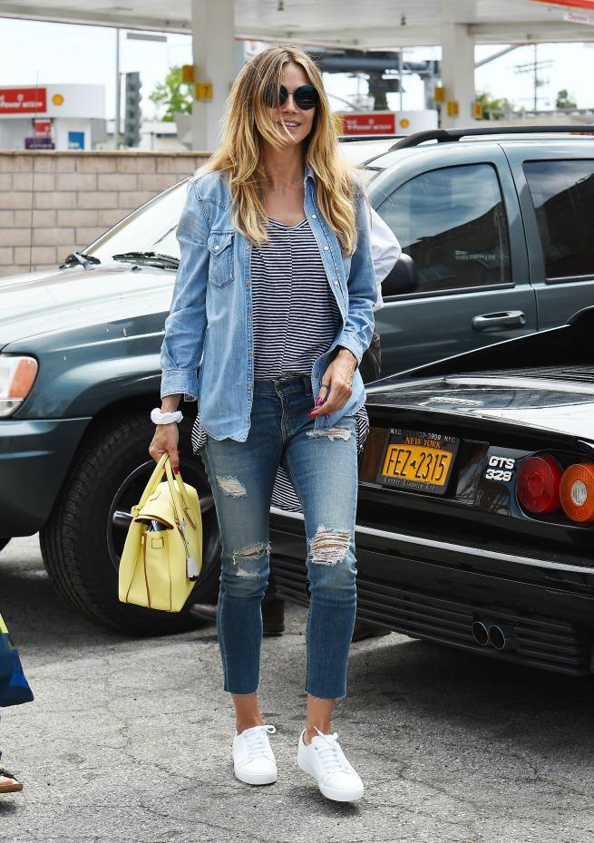 Heidi Klum Look Streetstyle