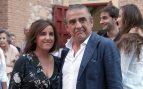 Jaime Martínez Bordiu y su novia Marta Fernández