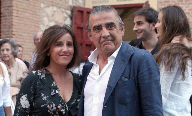 Jaime Martínez Bordiu y su novia Marta Fernandez