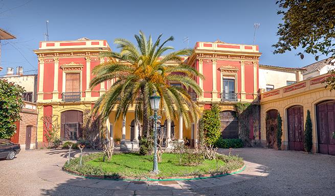 Palacio Torres Cabrera Córdoba