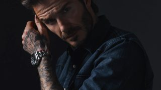Haz click en la imagen para ver la galería / David Beckham / Tudor