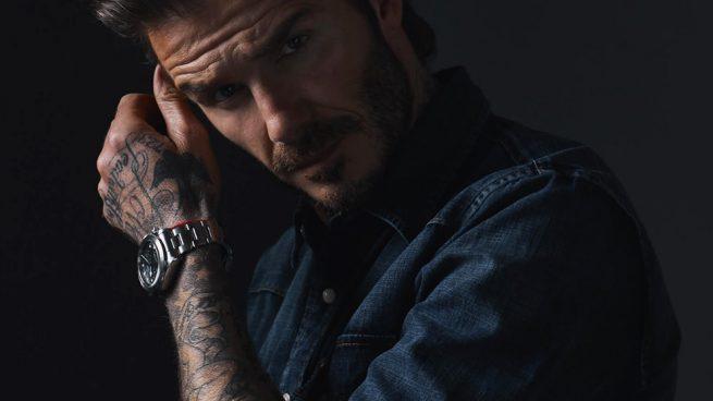 David Beckham relojes Tudor
