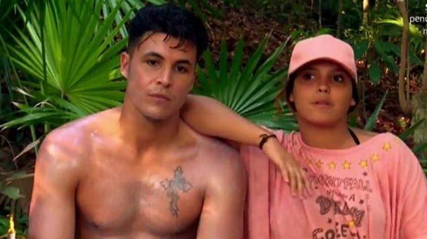 Gloria Camila y Kiko durante 'Supervivientes' /Telecinco