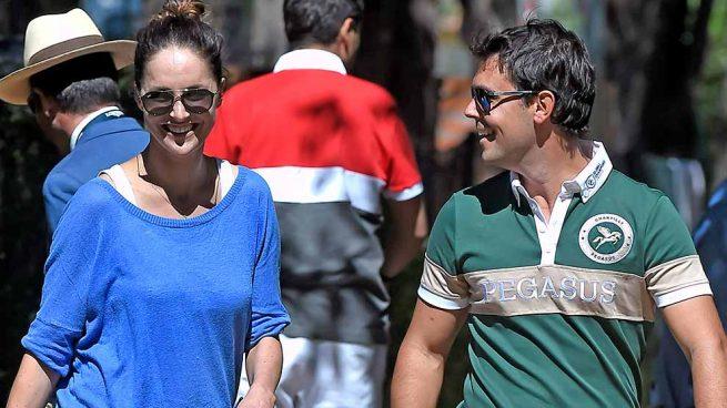 Sergio Álvarez Moya y Nina Ulenberg
