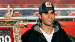 El cantante Enrique Iglesias / Gtres