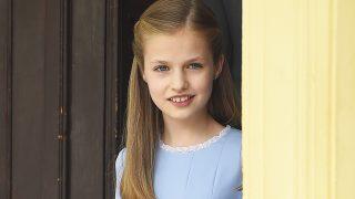 La princesa Leonor en una imagen de archivo / Gtres