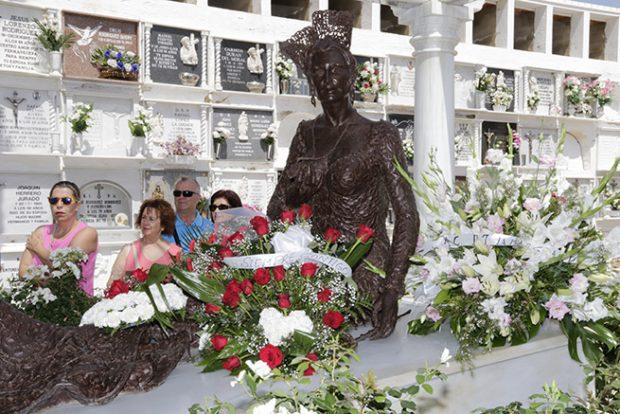 'Ultimátum' del ayuntamiento de Chipiona a Rocío Carrasco para abrir el museo de su madre