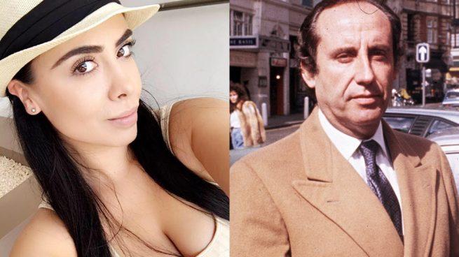 Montaje de Adela Ruiz-Mateos y José María Ruiz-Mateos
