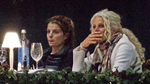 Annalisa Giuntini y Athina Onassis