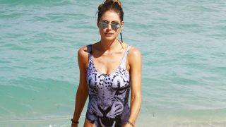 La modelo holandesa Doutzen Kroes. Haz clic para ver nuestro shopping de bañadores. / Gtres