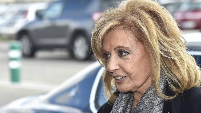 La periodista María Teresa Campos en una imagen de archivo/Gtres
