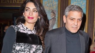 George y Amal en imagen de archivo / Gtres