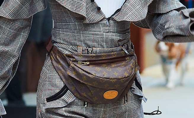 Kendall Jenner Riñonera Louis Vuitton
