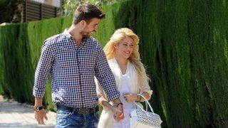 Shakira y Piqué en una imagen de archivo / Gtres