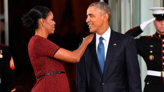 Michelle y Barack Obama. / Gtres