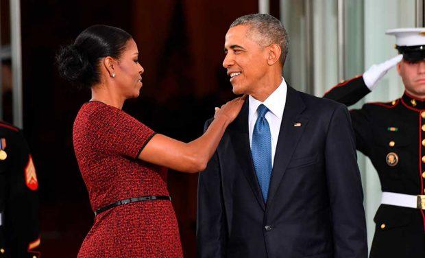 Michelle Barack Obama Secreto Moda Esmoquin