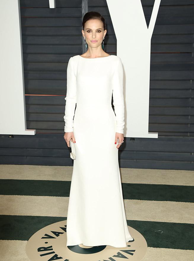 Estilo Lady Natalie Portman
