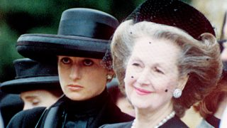 Raine Spencer y Diana de Gales / Gtres