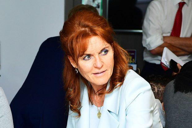 Sarah Ferguson e
