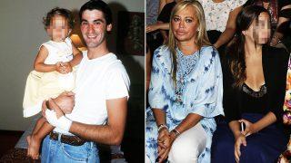 CONSULTA LA GALERÍA | Andrea Janeiro con su padre y su madre en diferentes momentos de su vida / Gtres