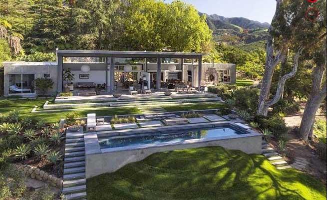 Casa Natalie Portman