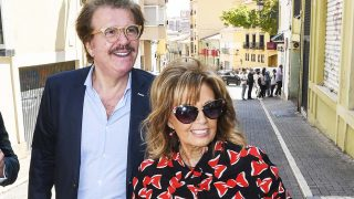 María Teresa Campos y Edmundo Arrocet en imagen de archivo /Gtres