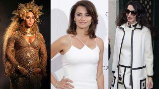 PINCHA EN LA IMAGEN PARA ACCEDER A LA GALERÍA / Montaje Beyoncé. Penélope Cruz y Amal Clooney / Gtres