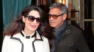 George y Amal Clooney  / Gtres