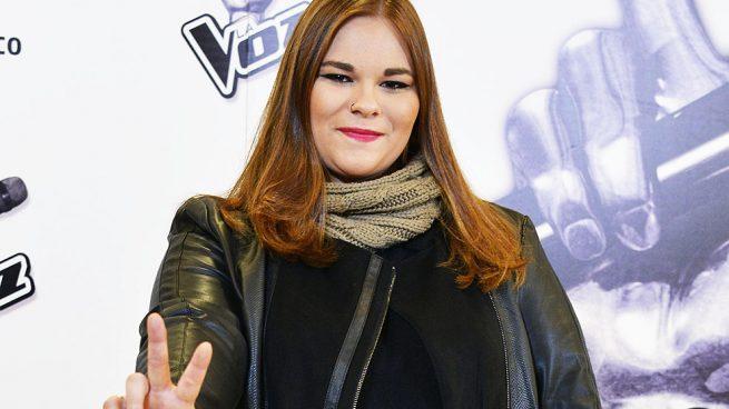 Irene Caruncho, ganadora de 'La voz'