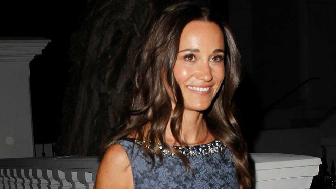Look Invitada Pippa Middleton Erdem