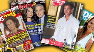 CONSULTA LAS PORTADAS | Revistas del lunes 12-06-2017