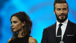David Beckham y Victoria / Gtres