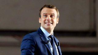 Emmanuel Macron / Gtres
