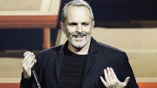 Miguel Bosé en el Auditorio Nacional de México en febrero del pasado año / Gtres