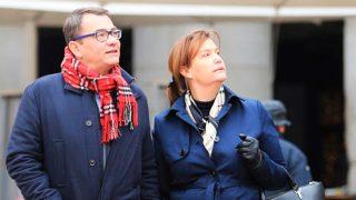 Ingrid Sartiau y Thierry Morraye / Gtres